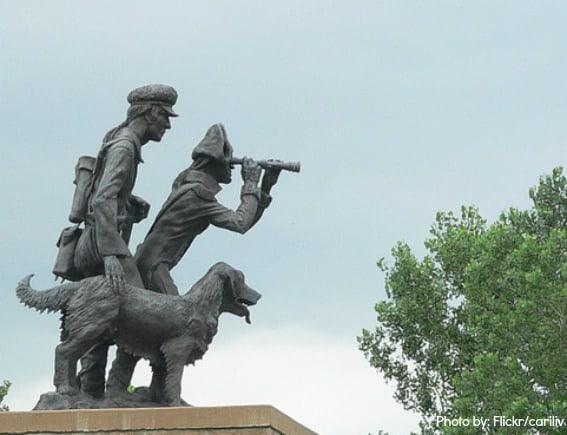 Lewis & Clark History Montana Top 10 Trekaroo lewis & clark