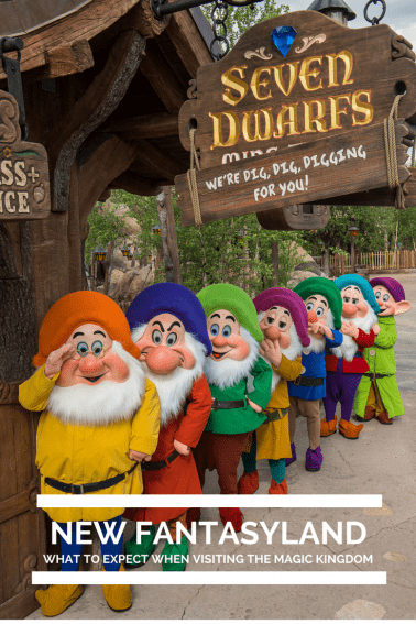NEW FANTASYLAND Walt Disney World