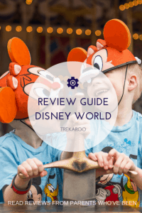 REVIEW GUIDE Walt Disney World with kids