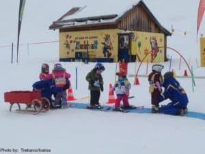 Ski in Austria: Ski School-Arlberg, Austria