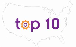 Top 10 50 states series