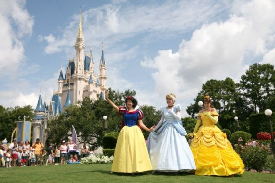 Walt Disney WOrld princesses