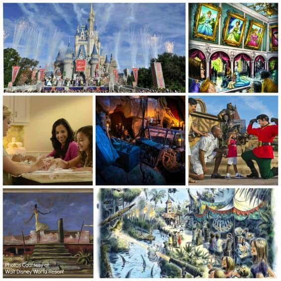 What's New at Walt Disney World 2013