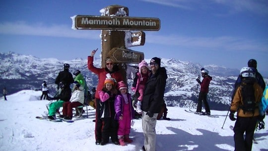 Mammoth Mountain: Enter to win an 8-pack of tickets