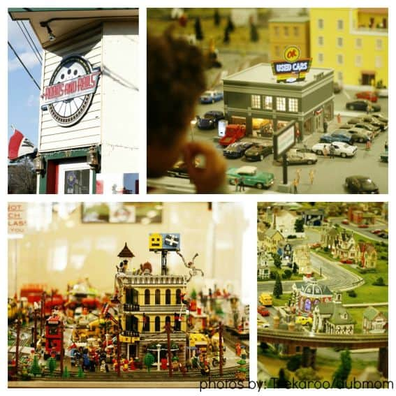 Small Town Spotlight: Kid Friendly Frederick Maryland