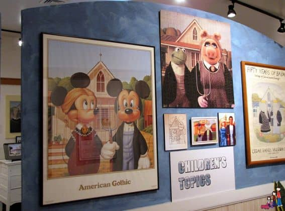 American Gothic top 10 things to do in iowa