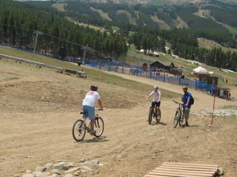 Kid-friendly Places to Ride Bikes in Breckenridge, CO