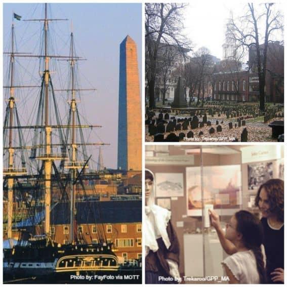 Free Fun in Boston Collage 2