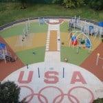 Free Chicago Jesse Owens Park Aerial Park