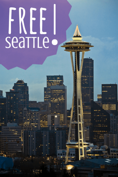 Free Seattle with Kids: What to do in the Emerald City that won't break the bank