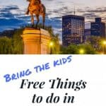 Free things to do in Boston Photo by: bigstock seanpavonephoto