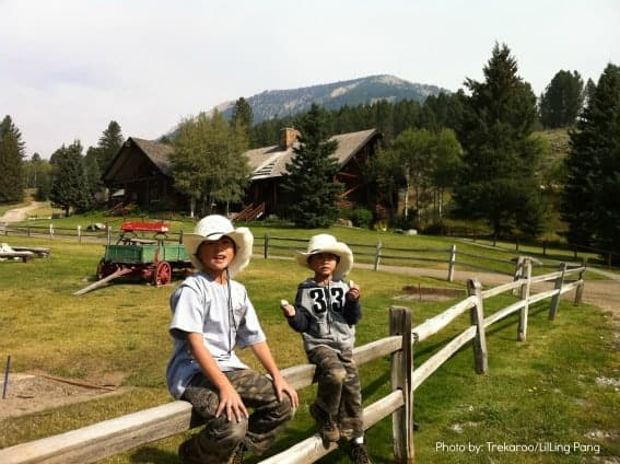 Lone Mountain Ranch Big Sky MT photo by: trekaroo/LiLing Pang big sky montana with kids