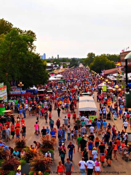 Iowa State Fair top 10 things to do in iowa