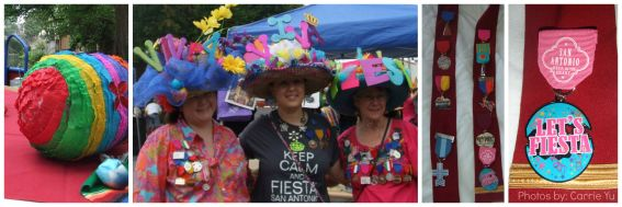San Antonio Fiesta Traditions