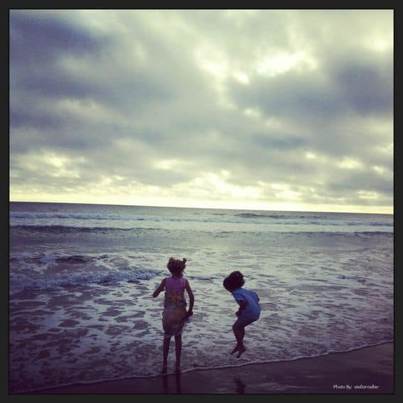Kid-friendly Oceanside