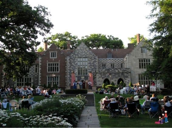 top 10 things to do in iowa Shakespeare House
