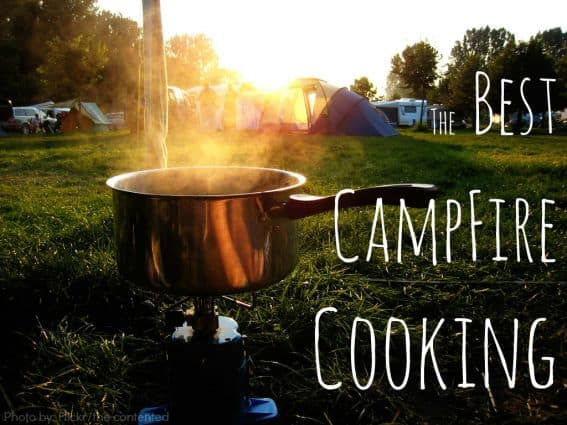 Best Campfire Cooking Pinterest