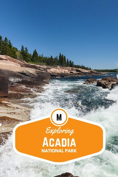Exploring Acadia National Park with Kids