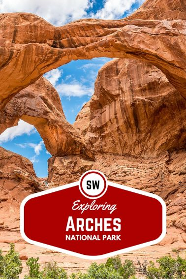 Exploring Arches National Park with Kids