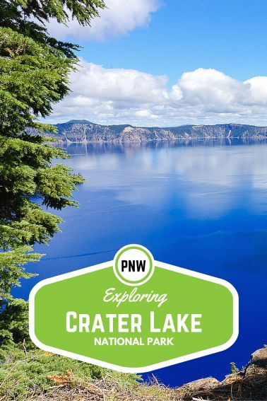 Exploring Crater Lake National Park with Kids