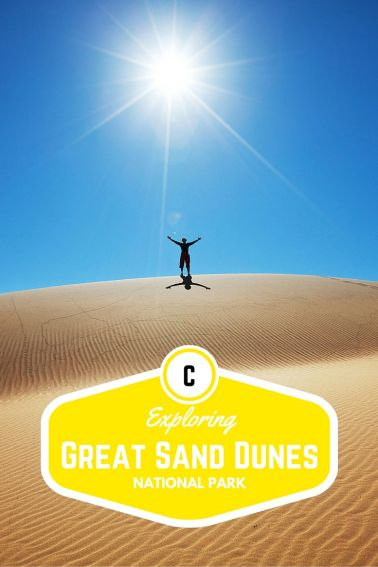 Exploring Great Sand Dunes National Park with Kids