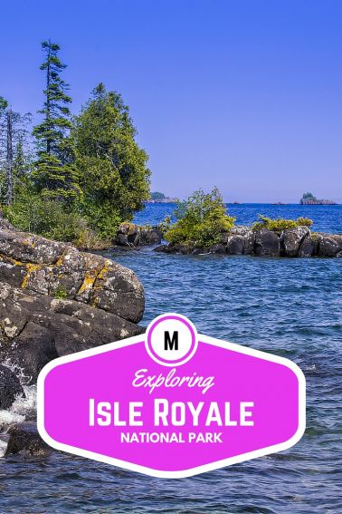 Exploring Isle Royale National Park with Kids