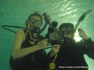 Family Friendly scuba diving