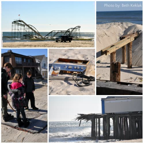 The jersey shore with kids is Open for Summer 2013: Jersey Shore post Hurricane Sandy Photo by: Beth Keklak