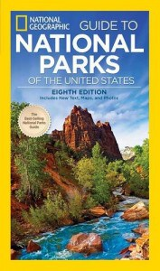 National Geographic National Parks Book