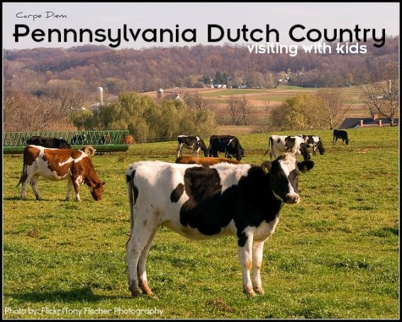 Pennsylvania Dutch Country with kids