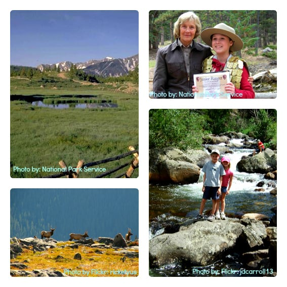 kid friendly Rocky Mountain National parks