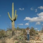 Saguaro National Park with kids Trekaroo