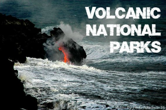 volcanoes national parks