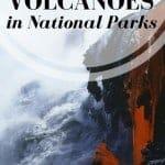 Where to see Volcanoes- Exploring the Volcanic national parks of Lassen, Haleakala, Mt. Rainier and Volcanoes National Park
