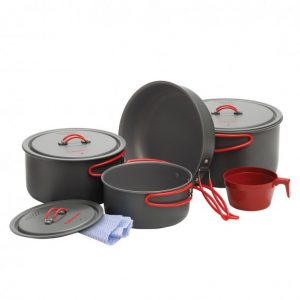 coghlans cooking set