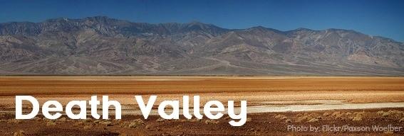 death valley national park desert national parks