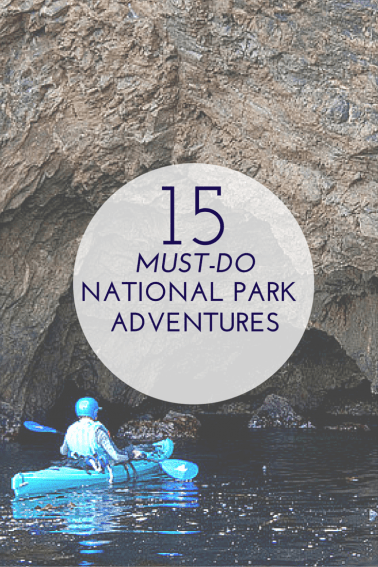 best national parks for kids: 14 must do national park adventures