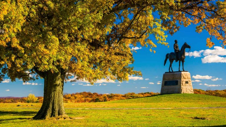 Day Trips from DC Gettysburg National Military Park