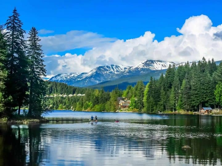 Weekend Family Getaways from Vancouver, British Columbia