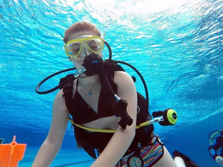 Family Friendly Scuba Diving: Teaching and Certifying Kids with PADI