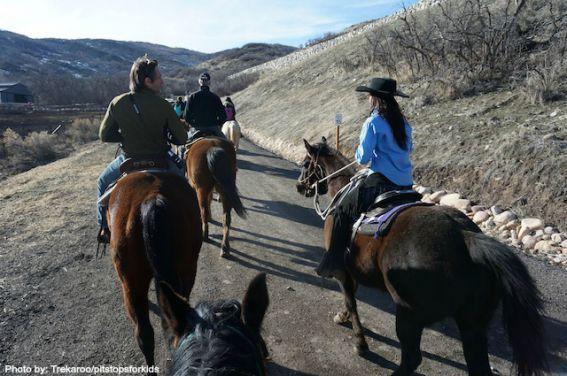 Blue Sky Ranch Utah Photo by: Trekaroo/pitstopsforkids