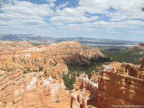 Bryce National Park  Photo by: flickr/Dougtone