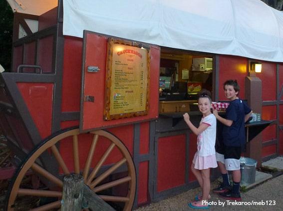 Disney's Fort Wilderness Chuck Wagon