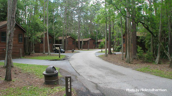 Fort Wilderness Cabins
