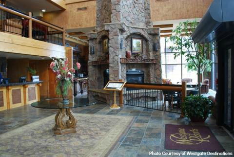 Great Smoky Mountains road trip westgate inside