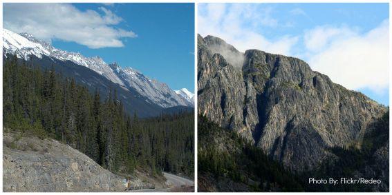 Jaspar Valley weekend getaways from Calgary