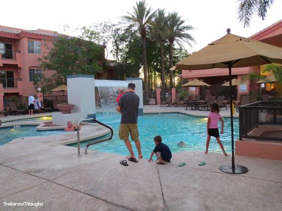 Scottsdale Villa Pool