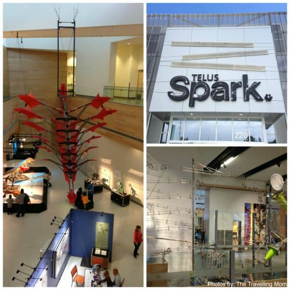 Family Friendly Calgary Attractions: Telus Spark in Calgary, AB Photos by: The Travelling Mom