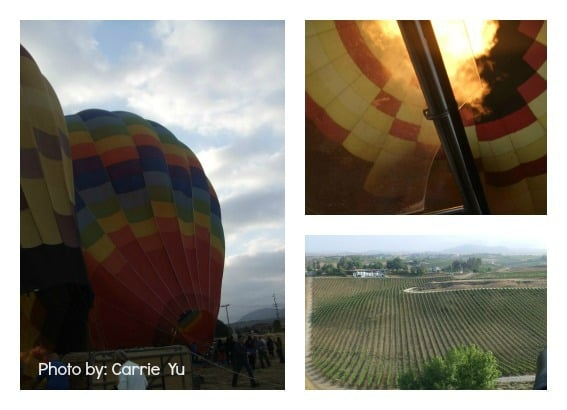 kid friendly Temecula, CA ballooning