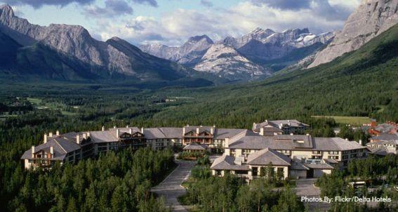 kananaskis weekend getaways from Calgary